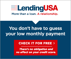 LendingUSA check your rate